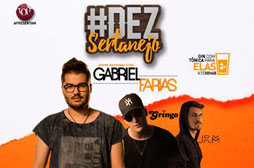 #DezSertanejo