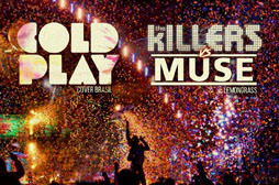 ColdPlay + The Killers vs Muse